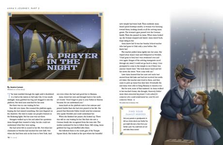 A Prayer in the Night