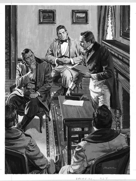 Joseph teaching