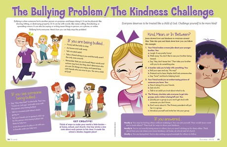 The Bullying Problem/The Kindness Challenge