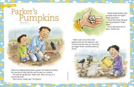 Parker's Pumpkins