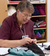 Church-service missionary sewing