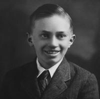 young Gordon B. Hinckley