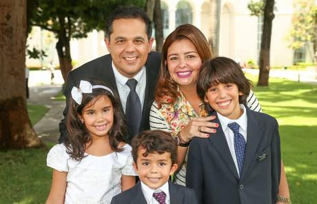 La familia Cavalcante en la actualidad