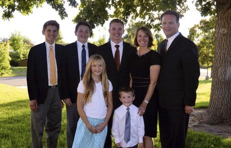 La familia Openshaw