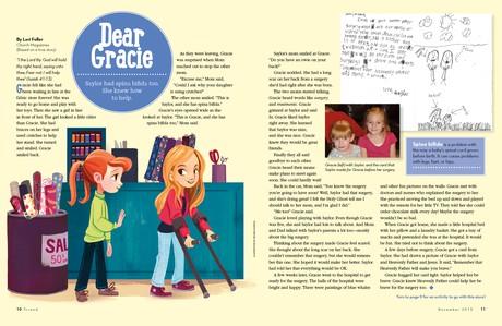 Dear Gracie