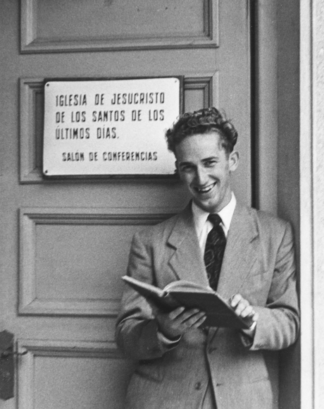 Richard G. Scott as a missionary