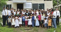 branch members in Guayacana, Ecuador