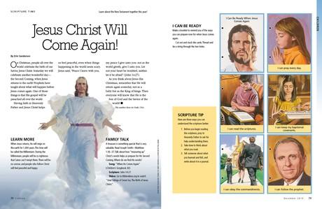 Jesus Christ will come again