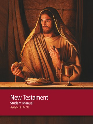 New Testament Student Manual cover