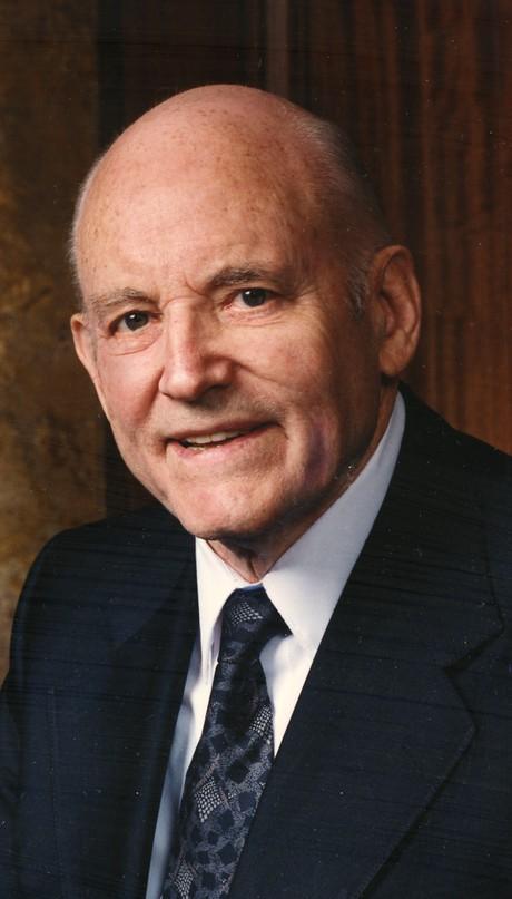 portrait of Howard W. Hunter