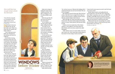 Windows before Winter