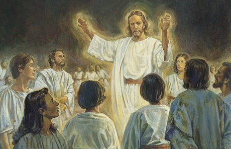 Christ Preaching in the Spirit World