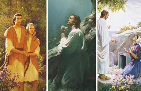 three gardens of God
