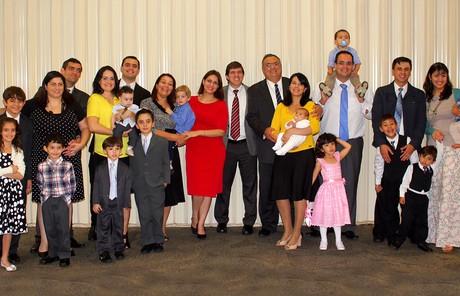 Fernando's family