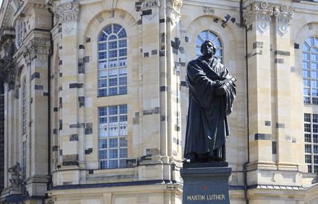 Frauenkirche rebuilt