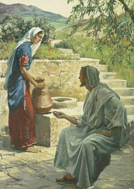 A Woman of Samaria
