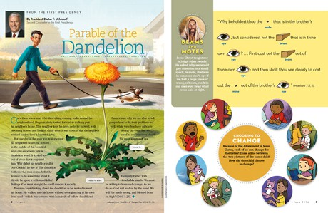 Parable of the Dandelion