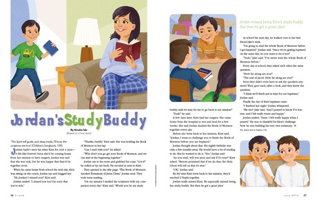 Jordan's Study Buddy