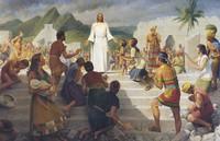 Jesus Christ Visits the Americas