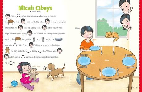 Micah Obeys