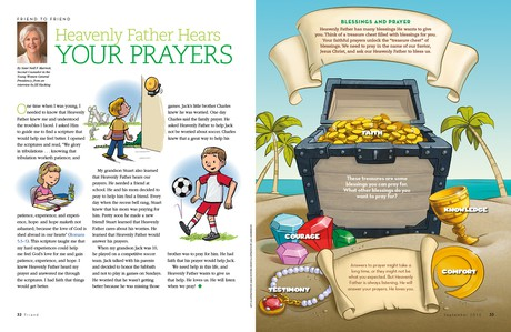 Heavenly Father Hears Your Prayers