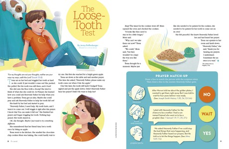 The Loose-Tooth Test