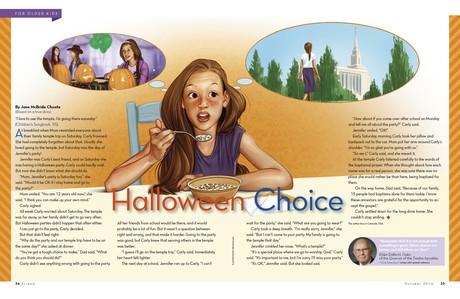 Halloween Choice
