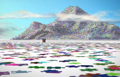 An enormous puzzle