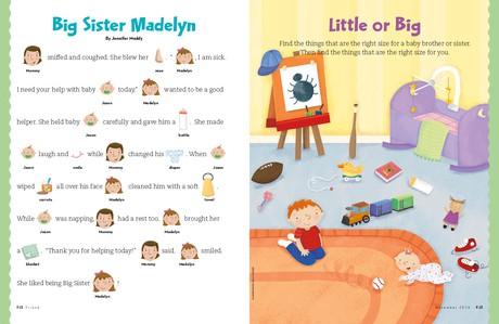 Big Sister Madelyn