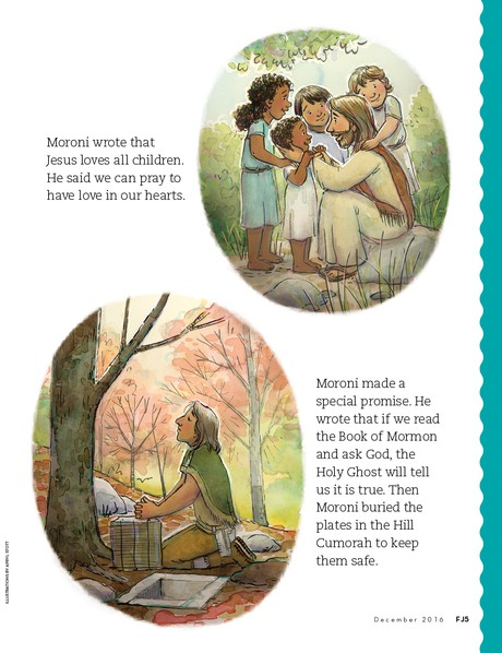 Moroni's Special Promise, 2