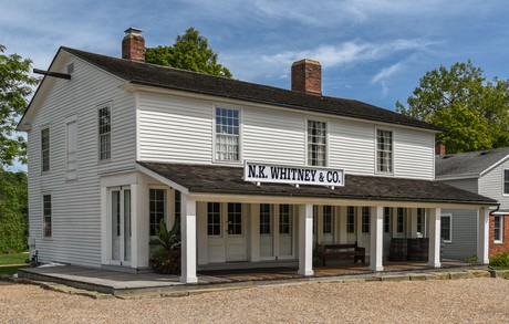 Newel K. Whitney and Company Store