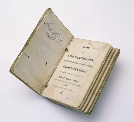 The Book of Commandments