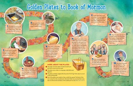 Golden Plates to Book of Mormon