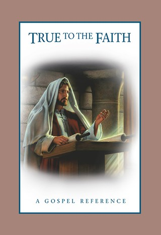 True to the Faith cover
