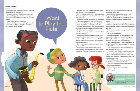 I Want to Play the Flute
