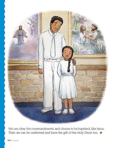 Jesus Was Baptized, 3