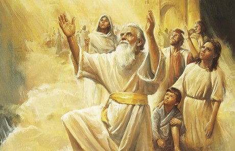 Enoch and the city of Zion