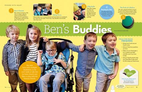 Ben's Buddies