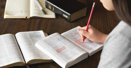 marking scriptures