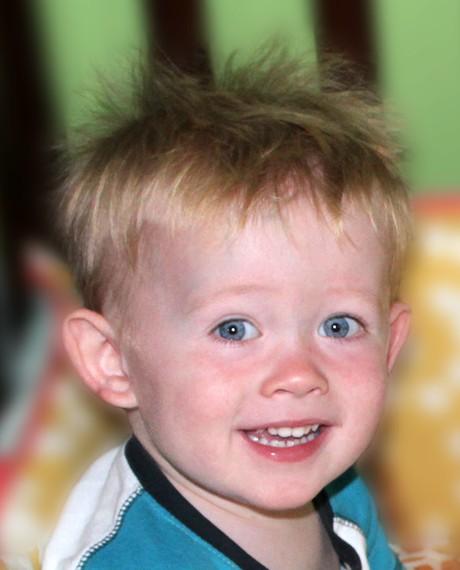 Sister Cordon's grandson