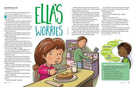 Ella's Worries