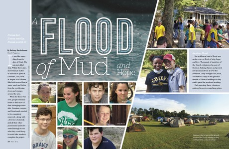 A Flood Of Mud And Hope New Era