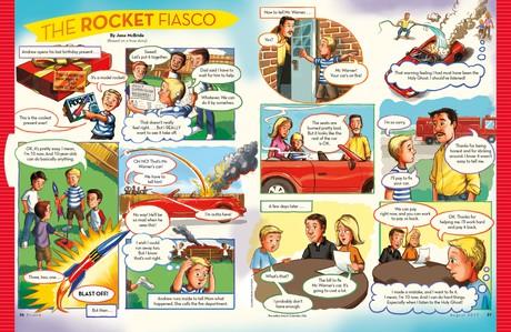 The Rocket Fiasco