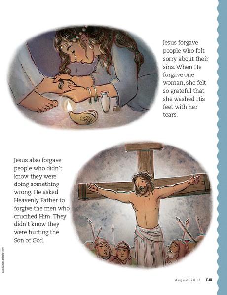 Jesus Forgave, 2