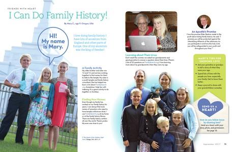 I Can Do Family History!