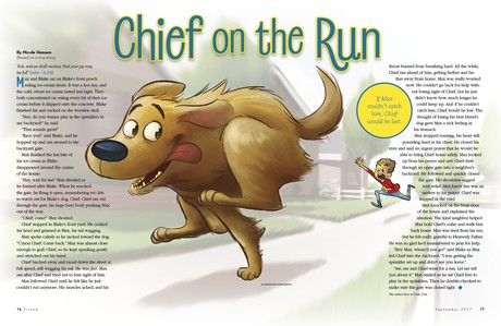 Chief on the Run