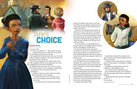 Jane's Choice