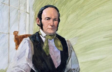 Heber C. Kimball