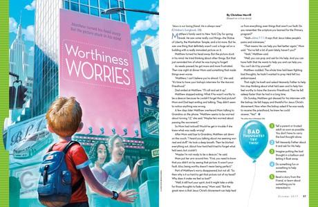 Worthiness Worries