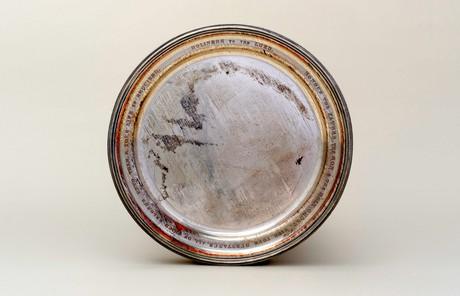 Sacrament plate